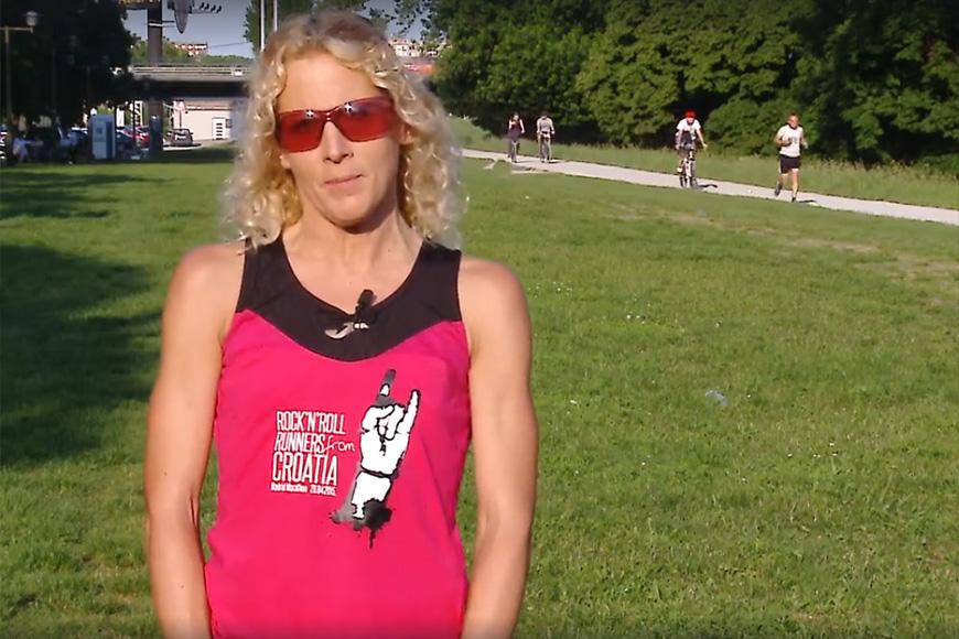 [VIDEO] Veronika savjetuje: Što jesti prije i poslije trke