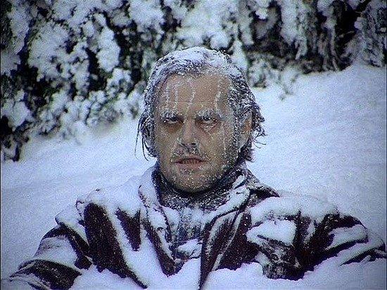 Jack u snijegu