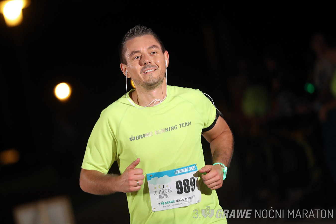 Daniel Lovrinović: Vukovarac, vatrogasac i tvrdoglav trkač