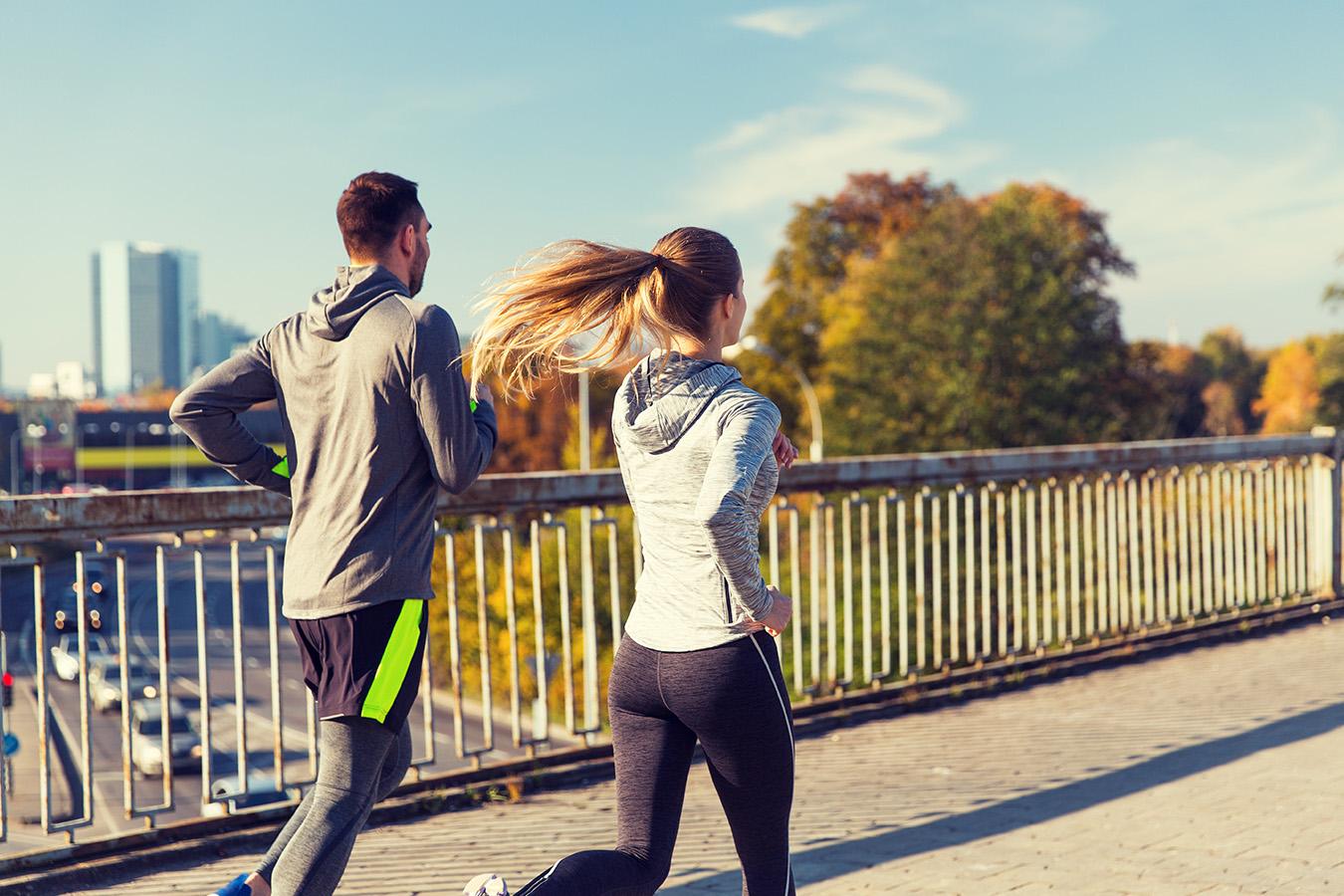 Razgovor za vrijeme trčanja