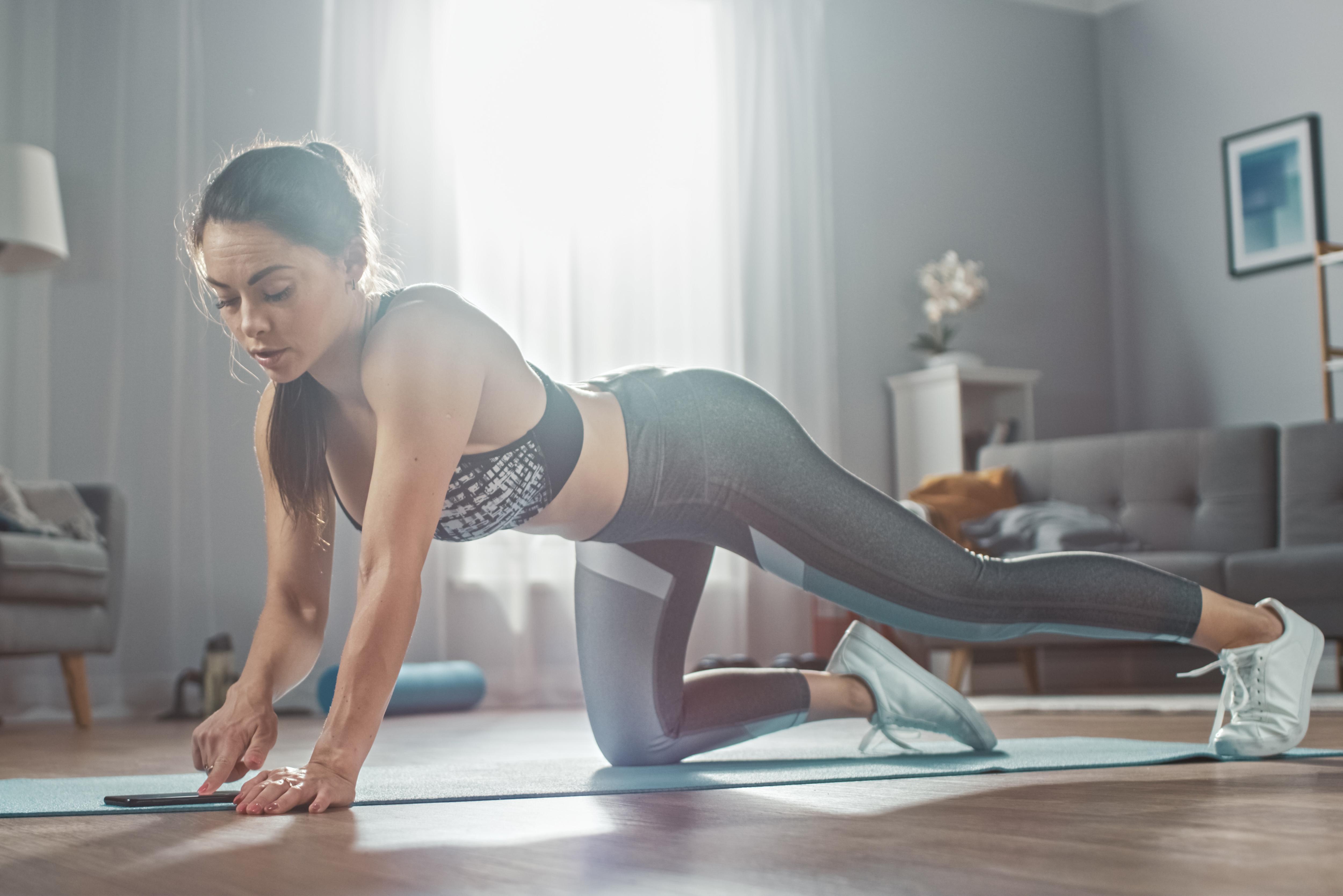 Besplatne aplikacije za trening kod kuće