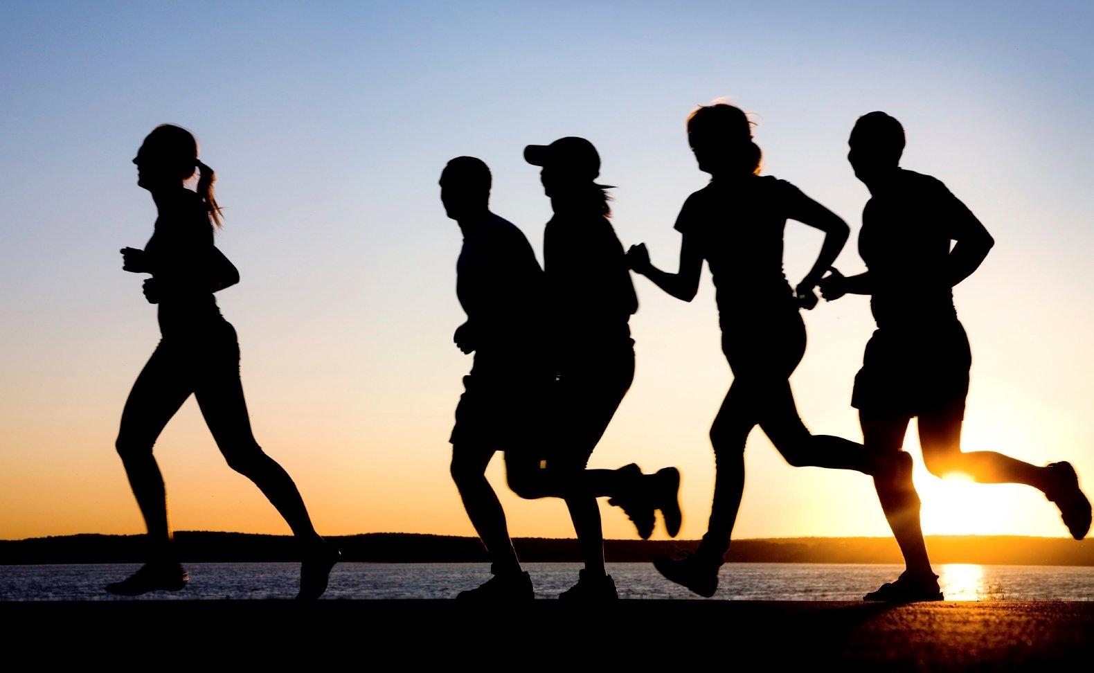 Trčanje u grupi (i nikako drugačije)