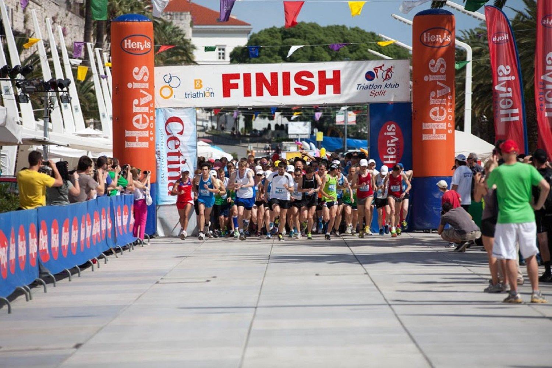 16. Splitski polumaraton i PoKRENI utrka na 5 kilometara