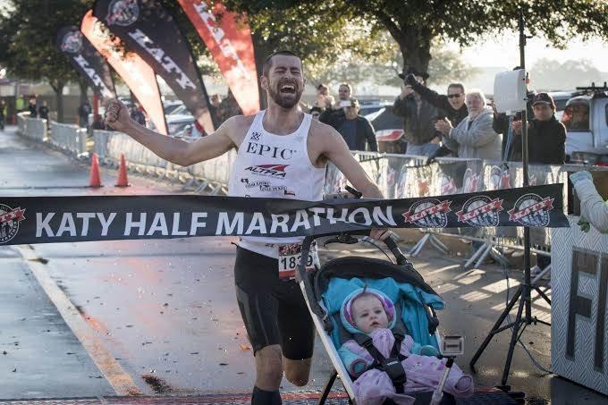 Super trkač i super tata u jednom