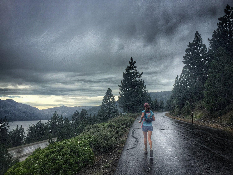 34 misli koje prolaze trkaču kroz glavu za vrijeme kišnog treninga