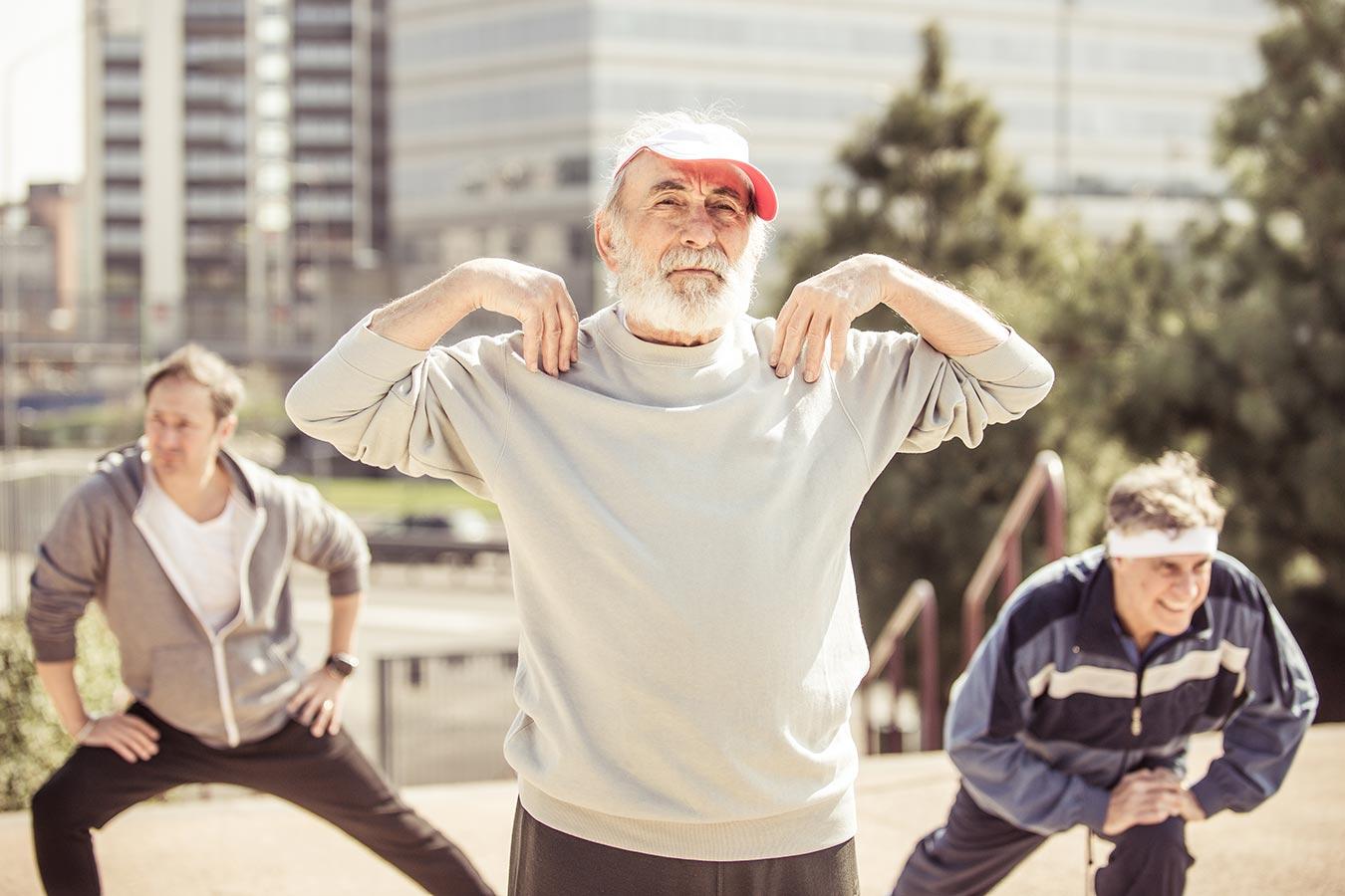5 razloga zašto ćete trčanjem doživjeti duboku starost