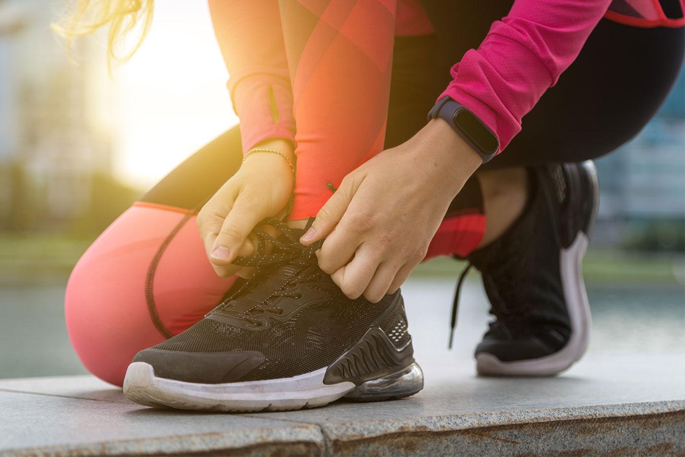 Mijenjajte tenisice svakih 700-800 pretrčanih kilometara