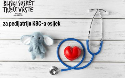 Donacija za odjel pedijatrije KBC-a Osijek